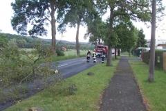 Einsatz 07.06.2017 - Straßensperrung Feuerwehr Stadtlengsfeld, RW BaSa
