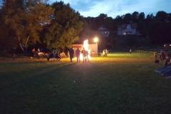 JFW-Kreiszeltlager 2017 - Lagerfeuer