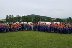 JFW-Kreiszeltlager 2017 - Gruppenfoto