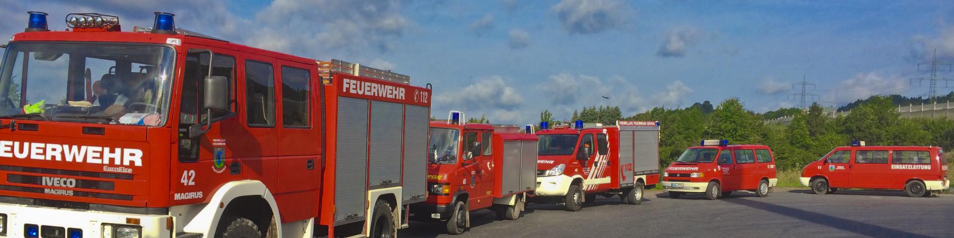 Feuerwehr Stadtlengsfeld